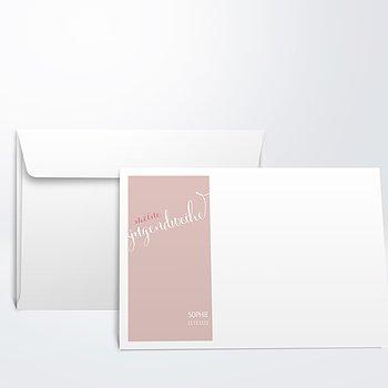 Umschlag mit Design Jugendweihe - Fabelhafter Tag Jugendweihe