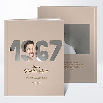 Fotobuch Geburtstag   Jahrgang 1967