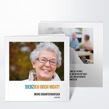 Großartig Fotobuch Geburtstag   Siebzich