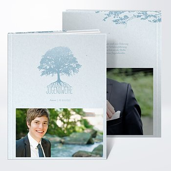 Fotobuch Jugendweihe - Stammbaum Jugendweihe