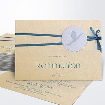 Kommunionskarten - Kraftvoll