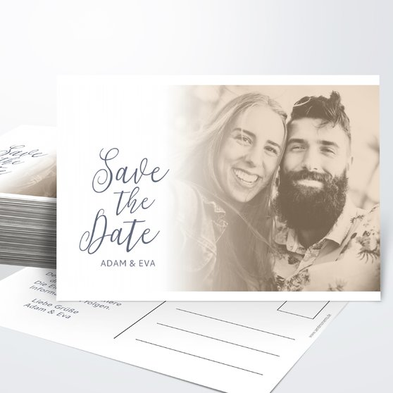 Save the Date - Unsere Bestimmung