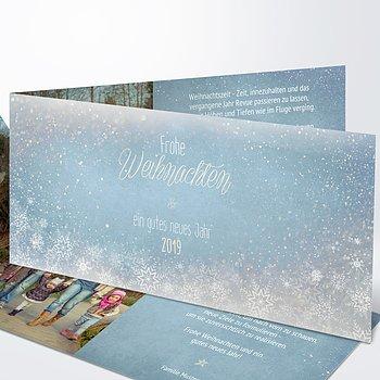 Weihnachtskarten - Zaubernacht