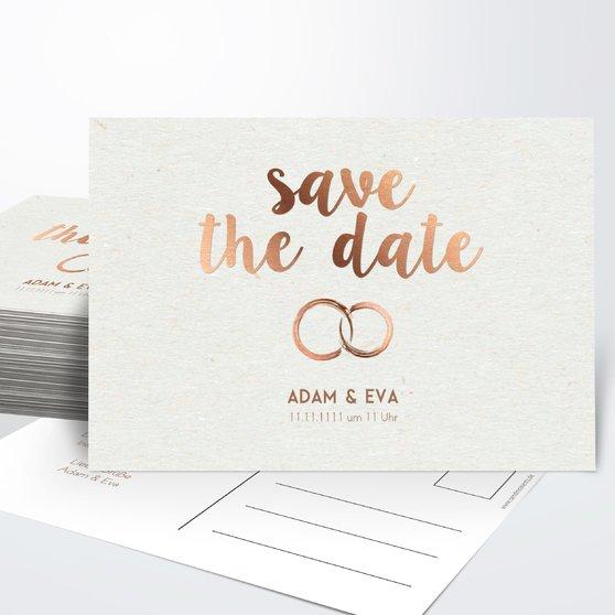 Save the Date - Edles Ja