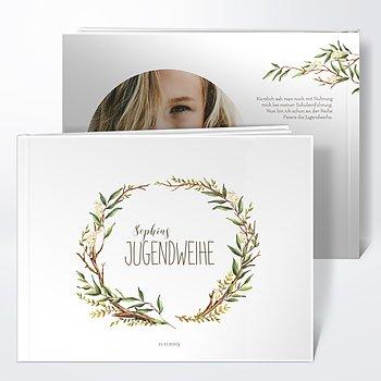 Fotobuch Jugendweihe - Jugendweihekranz