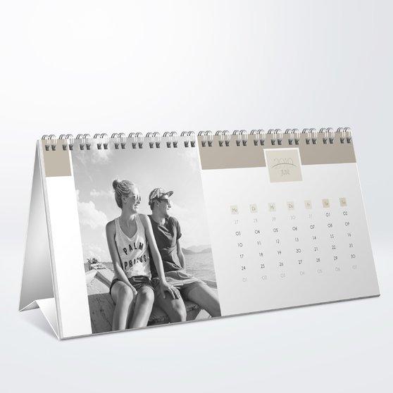 Fotokalender - Traumhaftes Jahr Tischkalender