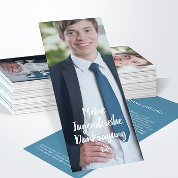 Danksagungen zur Jugendweihe - Im Mittelpunkt Jugendweihe