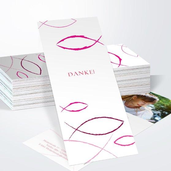Bedeutung - Vertikal  80x210 zweiseitig - Hot Pink