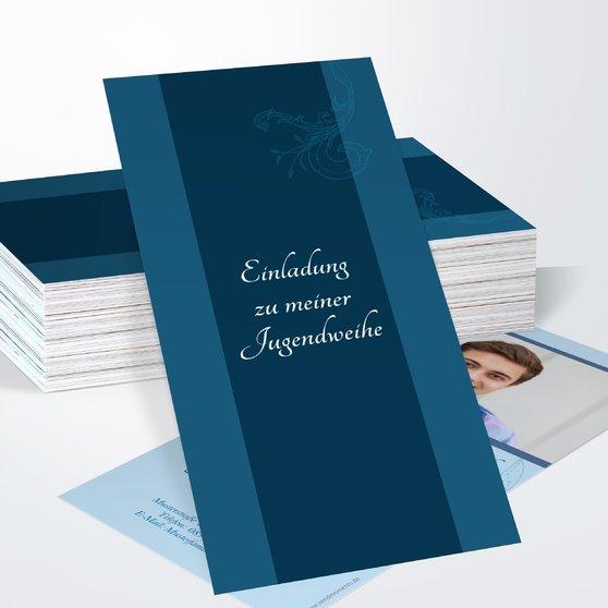 Jugendweihe Karten - Sympathie