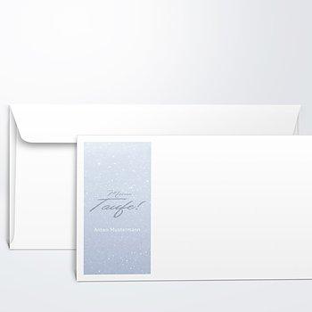 Umschlag mit Design Taufe - Neue Wege