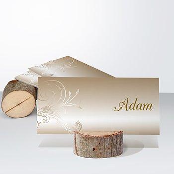 Tischkarten Hochzeit - Frühlingsgefühle