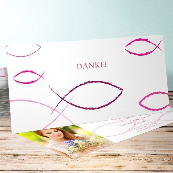 Bedeutung - Horizontal 210x100 zweiseitig - Hot Pink