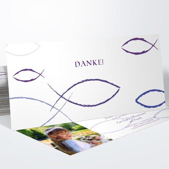 Bedeutung - Horizontal 210x100 zweiseitig - Veilchen