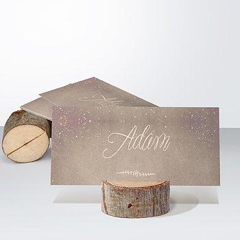 Tischkarten Hochzeit - Zauberlicht