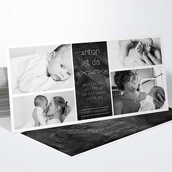 Danksagung Geburt - Babytafel