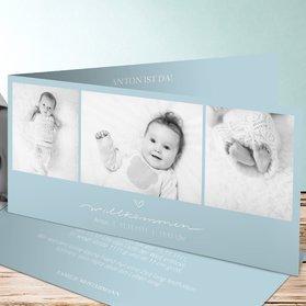 S e geburtskarten online gestalten und drucken for Geburtskarten online gestalten