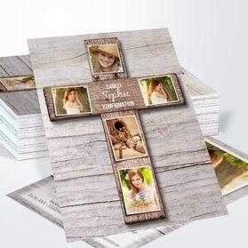 danksagungskarten konfirmation selbst gestalten. Black Bedroom Furniture Sets. Home Design Ideas