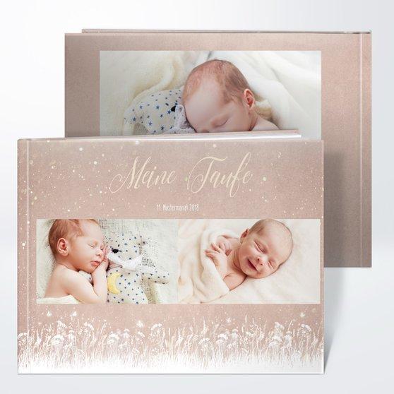 Fotobuch Taufe - Zauberlicht Baby