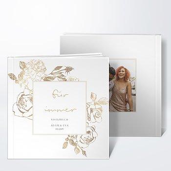 Notizbuch Hochzeit - Rosenstolz
