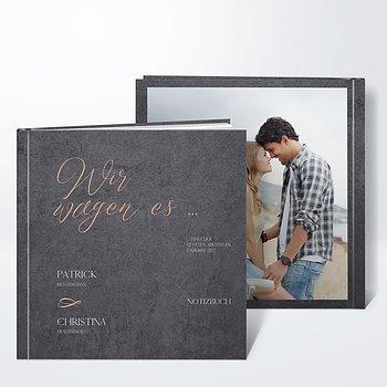Notizbuch Hochzeit - Lebenstraum