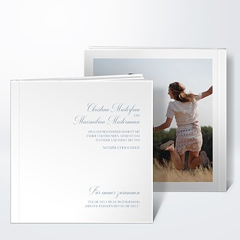 Notizbuch Hochzeit - Liebreiz