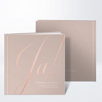 Gästebuch Hochzeit - Glitterfunken