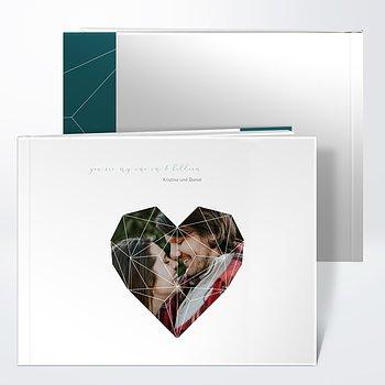 Notizbuch Hochzeit - Liebesdiadem