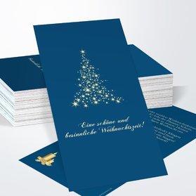 edle und stilvolle weihnachtskarten einfach online. Black Bedroom Furniture Sets. Home Design Ideas