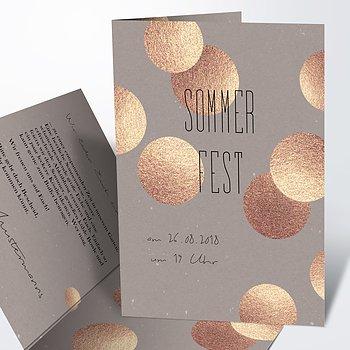 Sommerfest - Summer bubbles