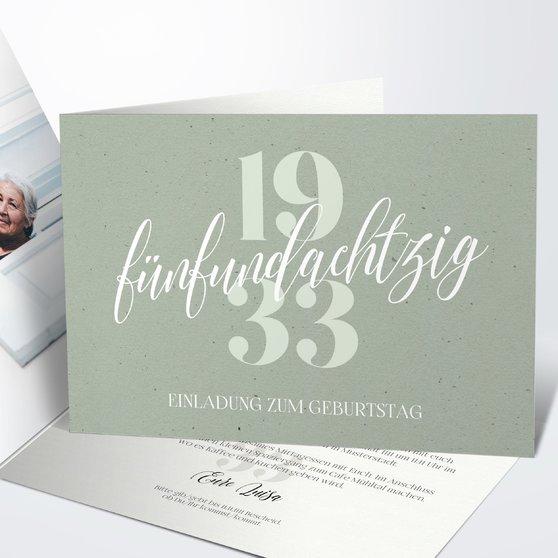 85. Geburtstag