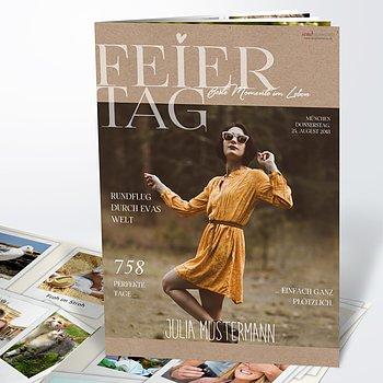 Geburtstagszeitung - Rustique Festschrift