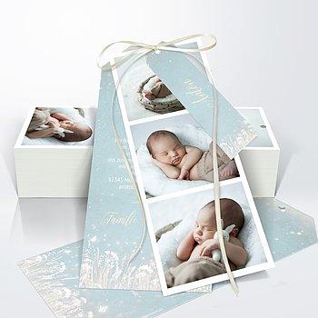 Taufkarten   Zauberlicht Baby