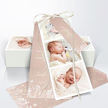 Danksagung Geburt - Zauberlicht Baby