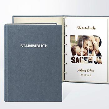 Stammbuch - Liebe durch und durch