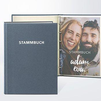 Stammbuch - Verliebt, verlobt
