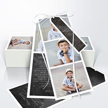 Kommunionskarten - Kommunionstafel
