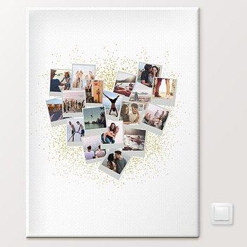 Wandbilder - Fotoherz