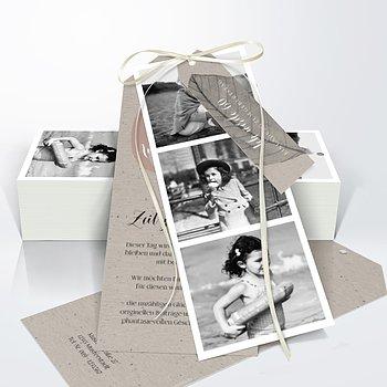 Geburtstagseinladungen - My time 60