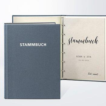 Stammbuch - Luftsprung