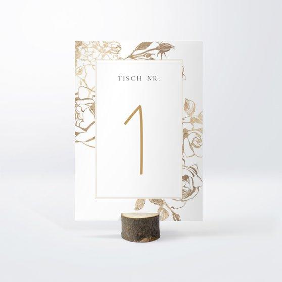 Tischnummern - Rosenstolz