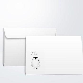 Umschlag mit Design  Baby - Pingo