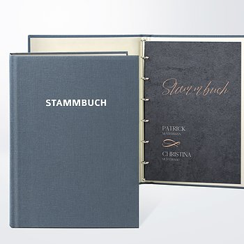 Stammbuch - Lebenstraum