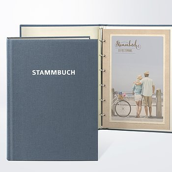 Stammbuch - Romantische Post
