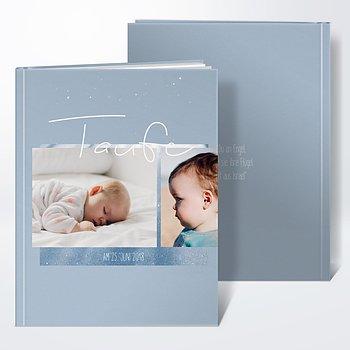 Gästebuch Taufe - Milky Way Baby