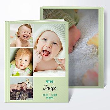 Gästebuch Taufe - Große Gefühle