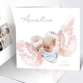 Taufkarten - Unser Engel