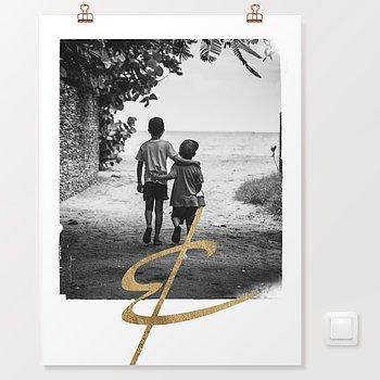 Wandbilder - Little fellows
