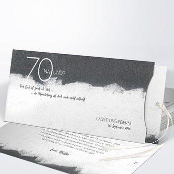 Geburtstagseinladungen - Neuer Anstrich 70