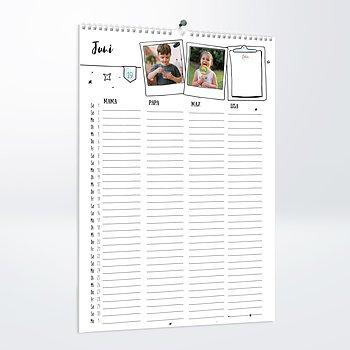 Fotokalender - New horizons Familienkalender