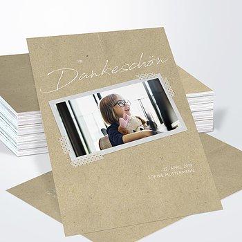Danksagung Einschulung - Mein Freundebuch
